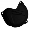 Clutch cover protector POLISPORT PERFORMANCE Crni